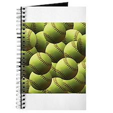 Softball Wallpaper Journal
