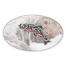 Salmon Decal