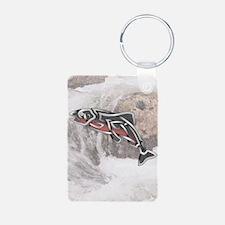 Salmon Keychains