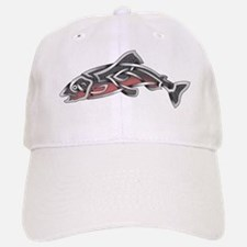 Salmon Baseball Baseball Baseball Cap