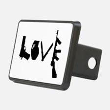 Love Weapons Hitch Cover