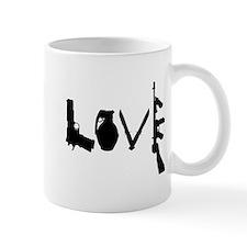 Love Weapons Mug