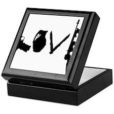 Love Weapons Keepsake Box