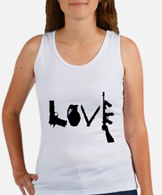 Love Weapons Tank Top