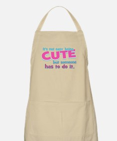 Silly Cute Apron