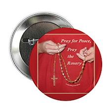 Pray Rosary Button