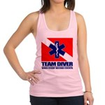 ERT Team Diver Racerback Tank Top