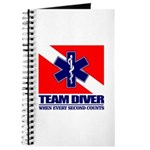 ERT Team Diver Journal