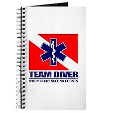 ERT Team Diver Journal