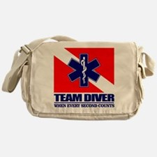 ERT Team Diver Messenger Bag