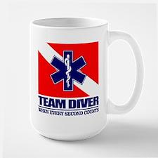 ERT Team Diver Mug