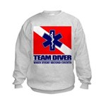 ERT Team Diver Sweatshirt