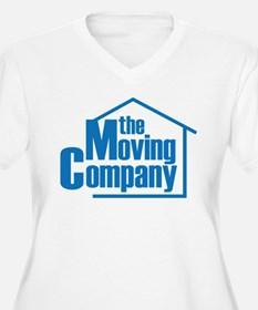 the Moving Company Plus Size T-Shirt