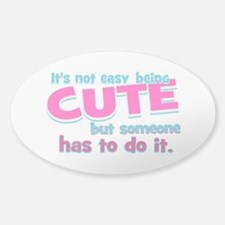 Silly Cute Decal