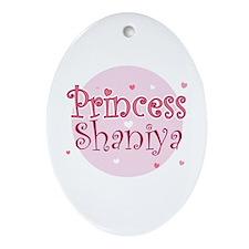 Shaniya Oval Ornament