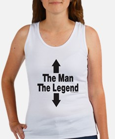 The Man The Legend Tank Top