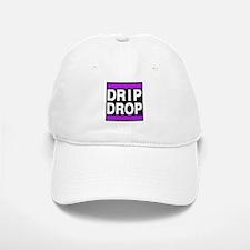 drip drop 1purple Baseball Baseball Baseball Cap