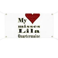 Heart Misses Lila Quartermaine Banner