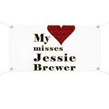 Heart Misses Jessie Brewer Banner
