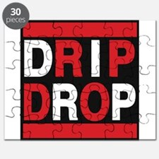 drip drop 2 red Puzzle