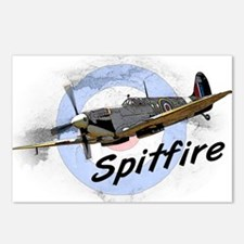 Spitfire Postcards (Package of 8)