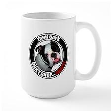 Support Pet Adoption Mug