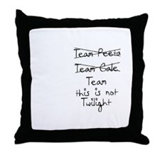 A Secret Throw Pillow