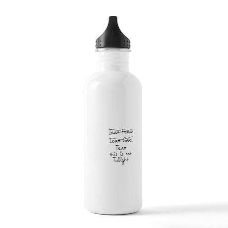 A Secret Water Bottle
