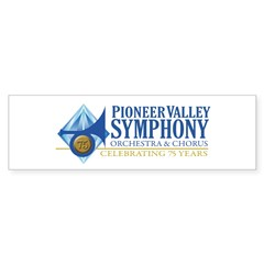 PVS 75th Season Bumper Bumper Sticker