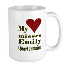Heart Misses Emily Quartermaine Mug