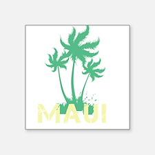 Palm Tree Maui Sticker