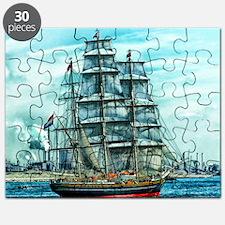 Sailing Ship Puzzle