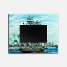 Sailing Ship Picture Frame