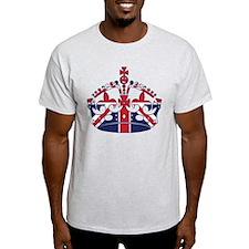 Union Jack Crown T-Shirt