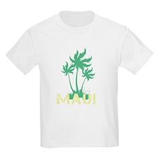 Palm Tree Maui T-Shirt