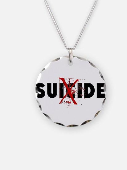 No Suicide Necklace