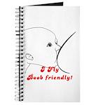 I fly Boob Friendly! Breastfeeding advocacy Journa