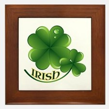Irish Framed Tile