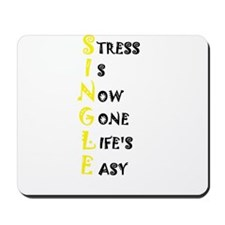 Single Mousepad