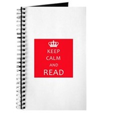 Keep Calm and READ Journal