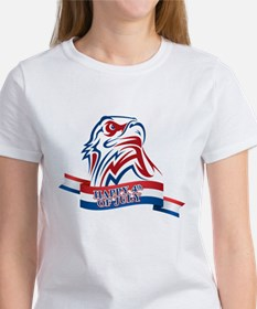 4th Of July Eagle Tee