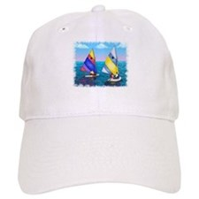 Sunfish Sailboat Baseball Cap