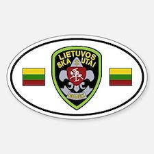 Lietuvos Skautai Decal