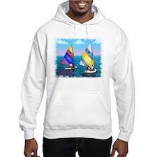 Sunfish Sailboat Jumper Hoody