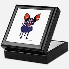MiniPincher Keepsake Box