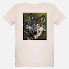 Lone Grey Wolf T-Shirt