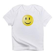 Smile_Basic Infant T-Shirt