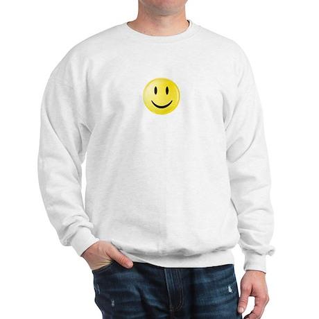 Smile_Basic Sweatshirt