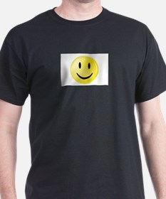 Smile_Basic T-Shirt