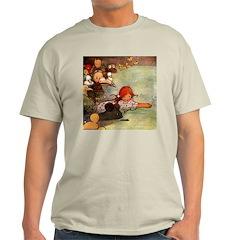 Attwell 3 Ash Grey T-Shirt
